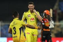 SRH vs CSK First innings : চেন্নাইয়ের দুরন্ত বোলিংয়ে ব্যাকফুটে হায়দরাবাদ