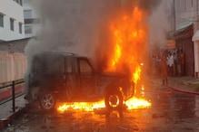 Tripura Politrical Violence: সিপিএম বিজেপি সংঘর্ষে জ্বলছে ত্রিপুরা, হামলা সংবাদমাধ্যম দফতরেও