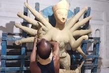 ইংরেজ জেলাশাসক বন্ধ করেছিলেন নবমীর বলি, তাও সোঁয়াইয়ের পুজোয় হয় মহিষ বলি