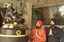 Ganesh Chaturthi 2021: চকোলেট দিয়ে তৈরি গণেশ মূর্তি-তে রয়েছে বিশেষ বার্তা! ছবিতে দেখুন গণপতিকে