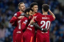 Liverpool Mohamed Salah : পোর্তোকে ৫ গোলে বিধ্বস্ত করল দুরন্ত লিভারপুল