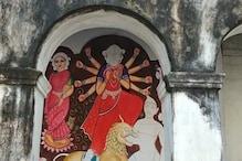 দুর্গাপূজার উদ্বোধন করলেন শহীদ সেনা জওয়ানের মা