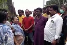 জলমগ্ন অশোকনগরের বিস্তীর্ণ এলাকা, পরিদর্শনে বিধায়ক নারায়ন গোস্বামী মহাশয়
