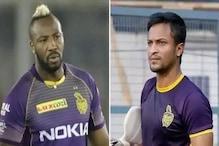 RCB vs KKR eliminator : বিরাটদের বিরুদ্ধে রাসেল না সাকিব ? চলছে অঙ্ক