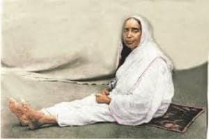 মা সারদা, গুরুপত্নী নন, মুখে বলা মাও না, তিনি সবার মা