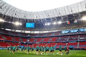 Euro 2020: রোনাল্ডোর খেলা মাঠে বসে দেখবে ৬১ হাজার দর্শক, করোনা কি জব্দ?