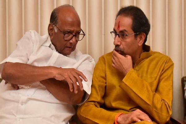 মহারাষ্ট্রে সরকার টলমল? 'এসব ফালতু রটাচ্ছে BJP,' উদ্ধবের সঙ্গে দেখা করে পাওয়ার