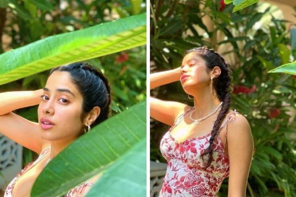 Janhvi Kapoor: অদৃশ্য কেউ চুম্বন করল জাহ্নবীকে...সেই ছবিই শেয়ার করলেন নায়িকা
