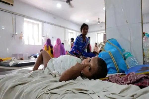 বাড়ছে উদ্বেগ! জ্বর-সর্দি-কাশিতে কাহিল, পুরুলিয়ায় হাসপাতালে ভর্তি ২৩৫ শিশু