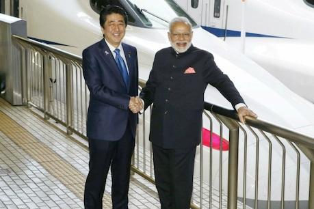 જાપાની કંપનીઓને મળી શકે છે બુલેટ ટ્રેન પ્રોજેક્ટનો કોન્ટ્રાક્ટ