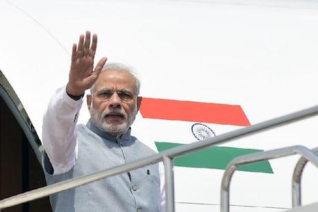 PM મોદી ત્રણ દેશના પ્રવાસે જવા રવાના, ફિલિસ્તાન જતા પહેલા ભારતીય PM