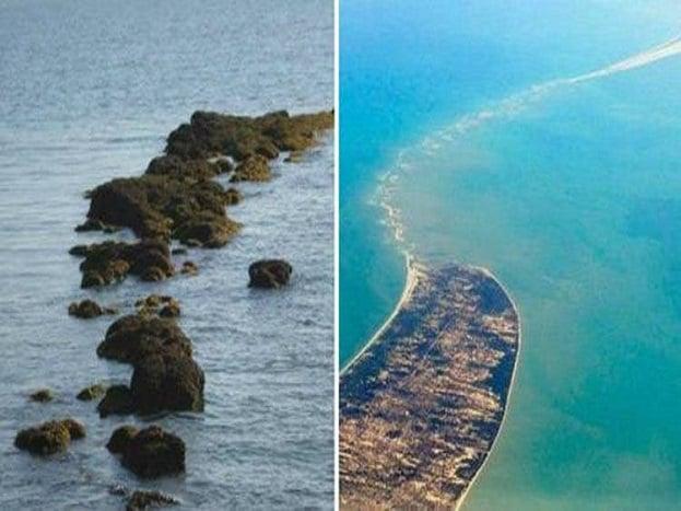 એવું કહેવામાં આવે છે કે, 15મી સદી સુધી રામસેતુનું અસ્તિત્વ હતું. પણ સમુદ્રમાં તોફાનને કારણે તેની ઉપર પાણી આવી ગયુ અને તે કેટલીક જગ્યાએથી તુટી ગયો.