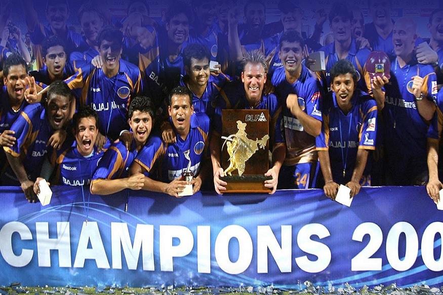 IPLની પહેલી સિઝનમાં રાજસ્થાન રોયલ્સની ટીમ પર જ્યાં કોઇને ભરોસો ન હતો તેણે તમામને ચોકાવીને IPLની પહેલી સિઝન પોતાનાં નામે કરી હતી. શેન વોનનાં નેતૃત્વમાં આ ટીમ જીતી હતી. જેમાં પાકિસ્તાની બોલર સોહેલ તનવીરનું અહમ યોગદાન હતું.