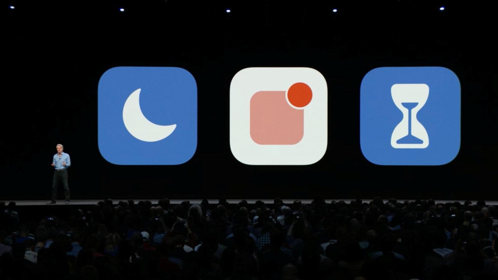 Notifications: કંપનીએ લોક સ્ક્રિનમાં નોટિફિકેશન્સને ટ્યૂન કરવાનો વિકલ્પ આપ્યો છે. નવા iOS 12માં ગ્રુપ નોટિફિકેશન સપોર્ટ રજૂ કરવામાં આવ્યો છે.