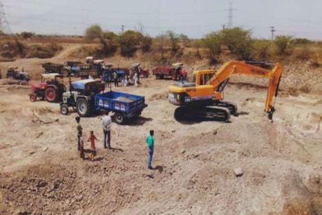 આક્ષેપ! જુનાગઢ જીલ્લા-તાલુકામાં જળ સંચયની કામગીરી થઈ માત્ર કાગળ પર