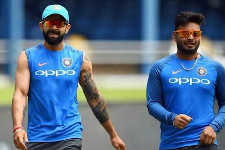 પ્રથમ ત્રણ ટેસ્ટ માટે ભારતીય ટીમની જાહેરાત, રિષભ પંતને મળ્યું સ્થાન