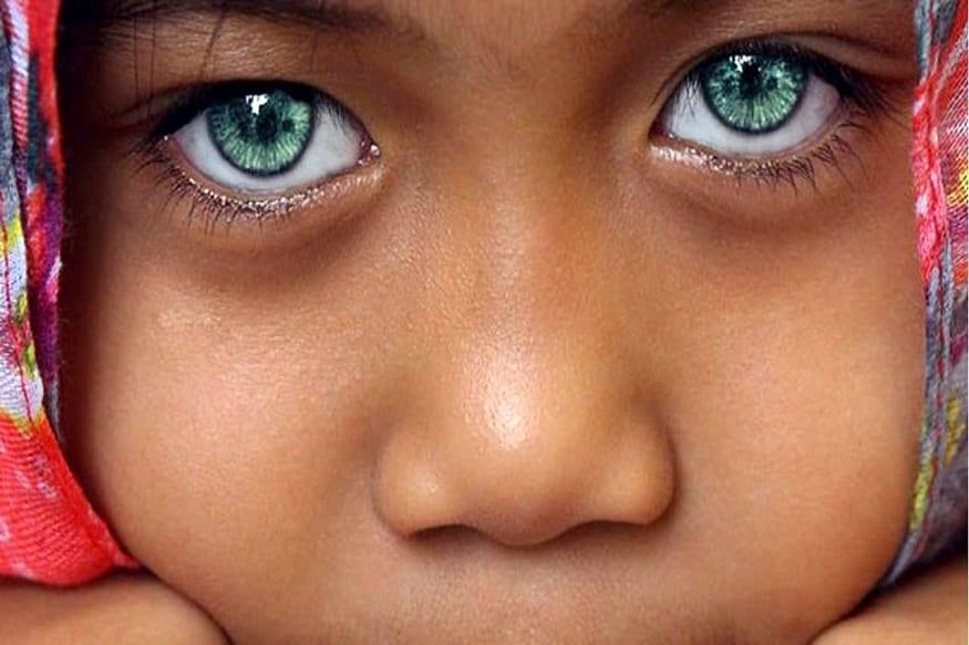 નીલી આંખો કોઇને પણ ઘણી સુંદર બનાવે છે. આવી આંખો વાળા ઘરાવતા લોકો આકર્ષક હોય છે તે શાંત અને તેજ દિમાગ ધાવે છે.