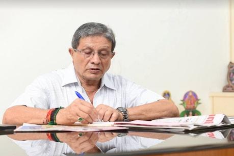 Former Congress MLA Dhirubhai Gajera resigns from Congress– News18 Gujarati