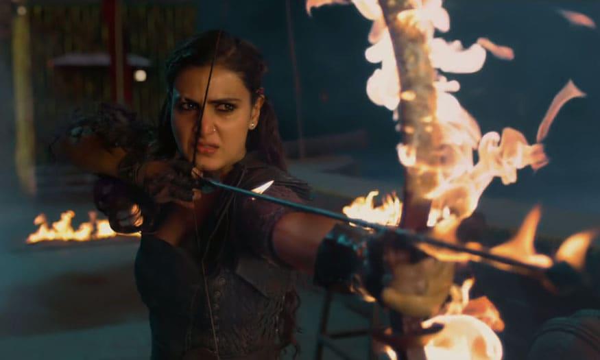 ફિલ્મમાં ફાતિમા સના શૈખનુ પાત્ર ઘણું જ દમદાર છે. તે આઝાદની દીકરીનાં રોલમાં નજર આવશે.