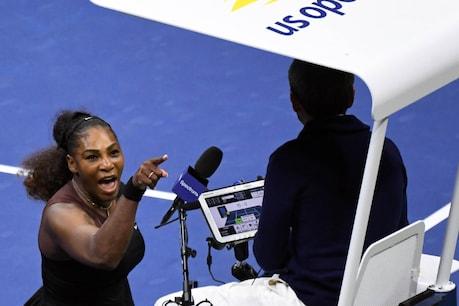 Video: જાપાનની ઓસાકા જીતી US Open , સેરેના વિલિયમ્સે અમ્પાયરને કહ્યો ચોર!
