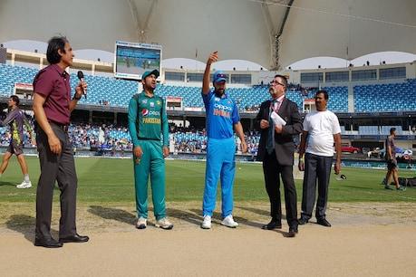 ટોસ જીતતા જ પાકિસ્તાને કરી નાખી મોટી ભૂલ, ટીમ ઇન્ડિયાની જીત નક્કી!