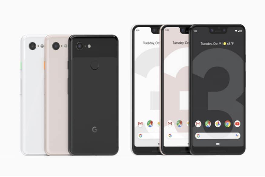 Googleએ બુધવારે ન્યૂયોર્કમાં MadeByGoogle eventમાં બે નવા સ્માર્ટફોન લોન્ચ કર્યા છે. Googleએ Pixel 3 અને Pixel 3 XLની સાથે Home Hub, Pixel Slate પણ લોન્ચ કર્યા છે.