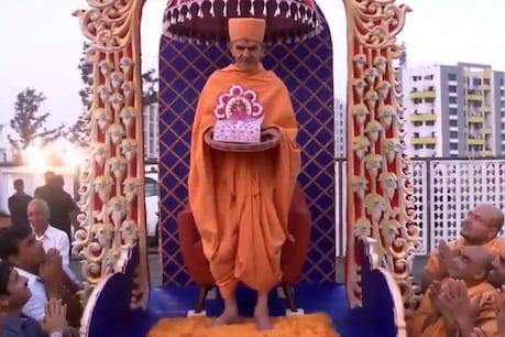 ગોંડલમાં સતત 18 દિવસ સુધી ચાલશે પરમ પૂજ્ય મહંત સ્વામી મહારાજનો દિવ્ય સત્સંગ