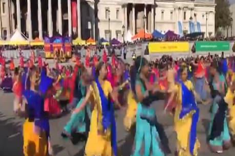 લંડનમાં પ્રી-દિવાળી સેલિબ્રેશન, મોટી સંખ્યામાં ઉમટ્યા ભારતીયો