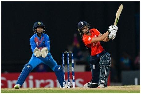 મહિલા વર્લ્ડ ટી-20: ભારત ફાઇનલની રેસમાંથી બહાર, ઇંગ્લેન્ડનો વિજય