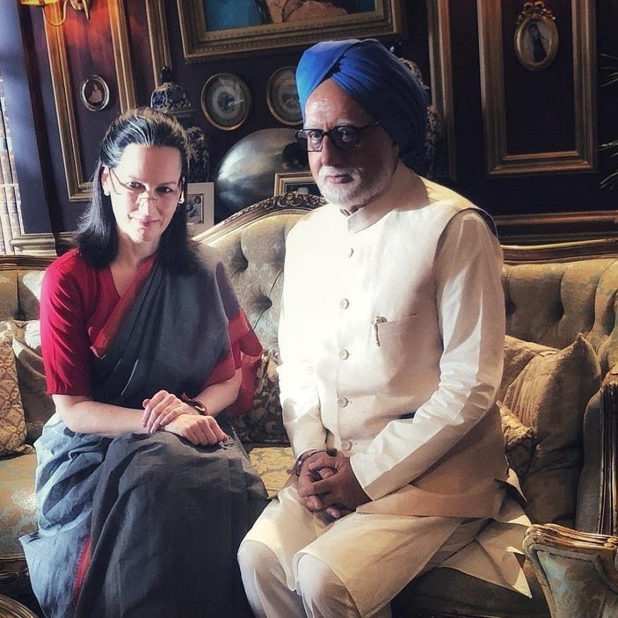 સુઝૈન બર્નર્ટ આ પહેલા એક ટીવી શો '7RCR'માં પણ સોનિયા ગાંધીનો રોલ અદા કરી ચુકી છે. વર્ષ 2005માં જર્મનીથી મુંબઇ એક્ટિંગ ફિલ્ડમાં કરિઅર બનાવવા આવેલી સુઝૈને થિએટર અને ટીવીમાં ઘણું કામ કર્યુ છે તે એક થિએટર ગ્રુપ પણ ચલાવે છે. ભારતમાં આવીને તેણે એક ભારતીય એક્ટર સાથે લગ્ન પણ કર્યા છે.