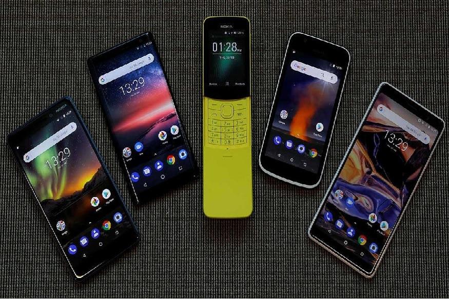 જો તમે સસ્તી કિંમતે સ્માર્ટફોન ખરીદવાની વિચારણા કરી રહ્યાં છો, તો તમારી પાસે સારી તક છે, કારણ કે નોકિયાએ રિપબ્લિક ડે સેલનું આયોજન કર્યું છે, જે 30 જાન્યુઆરી સુધી ચાલશે. ચાર દિવસ સુધી ચાલનારા આ સેલમાં જો તમે Nokia 8.1, Nokia 7.1, Nokia 5.1 Plus અને 3.1 Plus સ્માર્ટફોન્સ ખરીદ્યો છો તો તમને 100% કેશબેક મળશે. ચાલો જાણીએ કે કેવી રીતે ...
