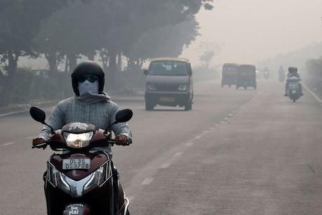 Delhi-NCR હવા થઇ ઝેરલી, શ્વાસ લેવામાં લોકો પડશે મુશ્કેલી