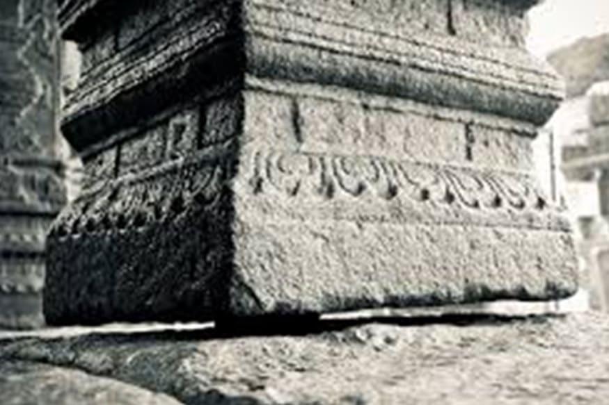 અહીં દેવીને ભદ્રકાલી કહેવામાં આવે છે. આ મંદિરનું નિર્માણ 16મી સદીમાં કરવામાં આવ્યું હતું અને તે સમગ્ર પણે એક જ પથ્થરની સંરચના છે. મંદિરનું નિર્માણ વિજયનગરી શૈલીમાં કરવામાં આવ્યું છે. આ મંદિરમાં એક પથ્થર પર એક પદચિન્હ પણ અંકિત છે અને માન્યતા છે કે માતા સીતાનું પદચિન્હ છે.