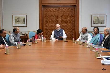 24 કલાકમાં બે વખત સેના પ્રમુખોને મળ્યા PM મોદી, CCAની બેઠકમાં લેશે ભાગ