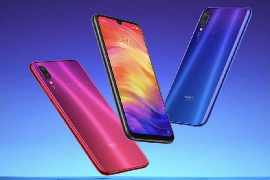 ચીનની સ્માર્ટફોન ઉત્પાદક કંપની 28 ફેબ્રુઆરીએ દિલ્હીમાં આયોજીત એક ઇવેન્ટમાં તેમનો નવો ફોન રેડમી નોટ 7 લોન્ચ કરી રહી છે. આ ફોન કંપની તેની સબ બ્રાન્ડ રેડમી હેઠળ લોન્ચ કરશે.