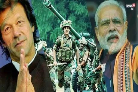 યુદ્ધ થાય તો ભારત સામે 6 દિવસથી વધારે ટકી ના શકે પાકિસ્તાન