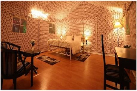 કુંભમાં ફાઇવ સ્ટાર સુવિધા વાળું ટેન્ટ સિટી, એક રાતનું ભાડું 41,500 રપિયા