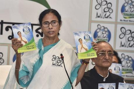 મમતા બેનરજીએ રાહુલ ગાંધીને કહ્યા 'નાના બાળક', PM મોદી પર કર્યા પ્રહાર