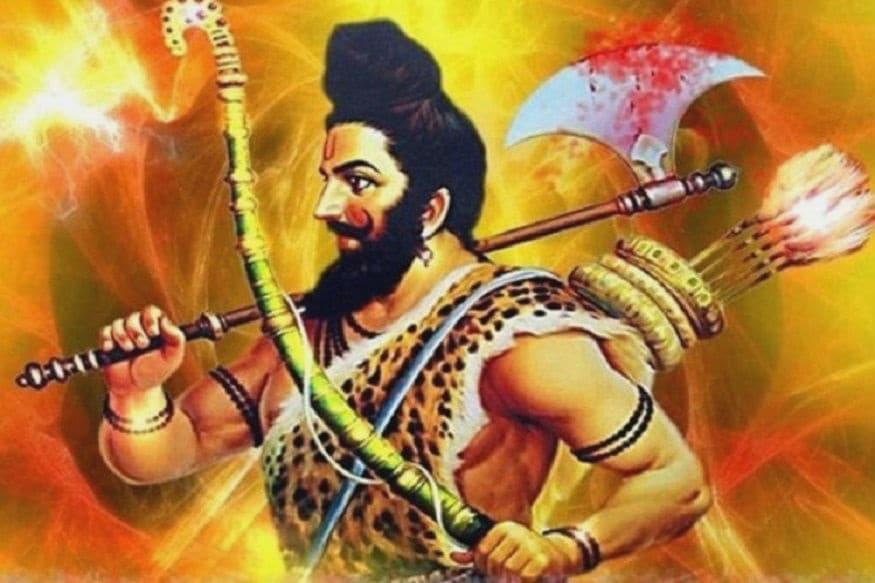 1. પરશુરામ-ભગવાન વિષ્ણુનાં છઠ્ઠા અવતાર છે પરશુરામ. તેમનાં પિતા જમદગ્નિ અને માતા રેણુકા છે. માતા રેણુકાએ પાંચ પૂત્રોને જન્મ આપ્યો. જેમનું નામ વસુમાન, વસુષેણ, વસુ, વિશ્વાવસુ અને રામ રાખવામાં આવ્યું. રામે શિવજીને પ્રસન્ન કરવા માટે કઠોર તપ કર્યુ હતું. શિવજી તપસ્યાથી પ્રસન્ન થયા અને તેમણે રામને તેમનું ફરસ (એક હથિયાર) આપી દીધુ. આ કારણે રામ પરશુરામ તરીકે ઓળખાવવા લાગ્યા. તેમનો જન્મ હિન્દી પંચાગ પ્રમાણે વૈશાખ માસનાં શુક્લ પક્ષની તૃતીયાનાં દિવસે થયો હતો. એટલે વૈશાખ માસનાં શુક્લ પક્ષમાં આવનારી તૃતીયા અક્ષય તૃતીયા (અખાત્રીજ) તરીકે ઓળખાય છે. ભગવાન પરશુરામ રામનાં પૂર્વ જન્મ્યા હતાં પણ તે ચિરંજીવી હોવાને કારણે રામ કાળમાં પણ તે હતાં. પરશઉરામે 21 વખત પૃથ્વી પરનાં સમસ્ત ક્ષત્રિય રાજાઓનો અંત કરી દીધો હતો. આ ઉપરાંત તેમણે એક વખત તેમની માતા રેણુકાનું પણ વધ કરી દીધુ હતું.