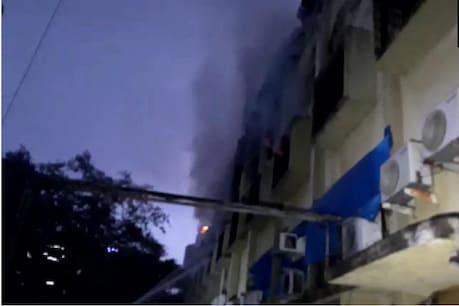 મુંબઈ: ગોરગાંવમાં લાગેલી ભીષણ આગ ધર્મા પ્રોડક્શનના ગોડાઉન સુધી પ્રસરી