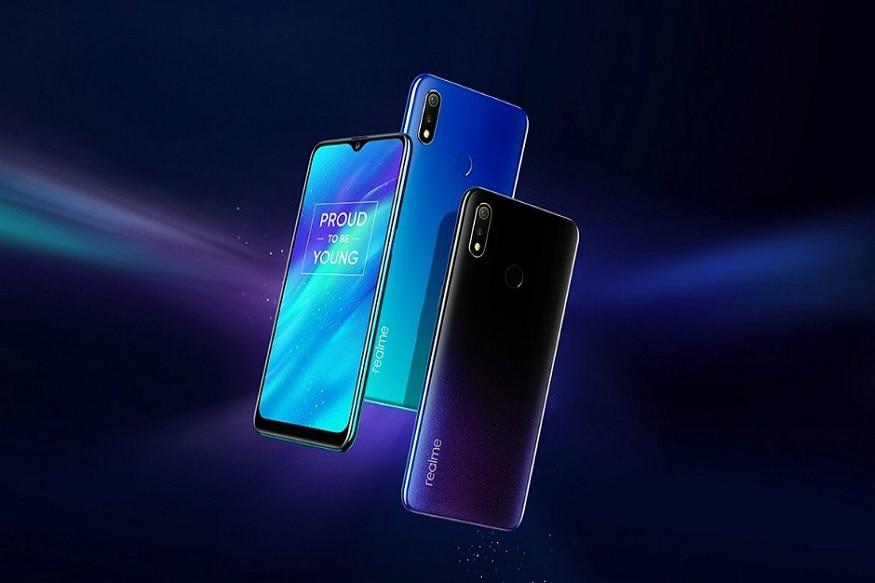 ચીનની સ્માર્ટફોન કંપની રિએલમીએ થોડા સમય પહેલાં જ તેનો નવો હેન્ડસેટ Realme 3 લોન્ચ કર્યો હતો. આ ફોન ફ્લેશ સેલ દ્વારા ખરીદી શકાય છે. જો તમે તેને ખરીદવા માંગો છો, તો તમે તેને ફ્લેશ સેલ દ્વારા ખરીદી શકો છો. હવે આગામી સેલની જાહેરાત થશે. આ ફોન ડાયનેમિક બ્લેક અને રેડિઅન્ટ બ્લુ કલરમાં ખરીદી શકાય છે.