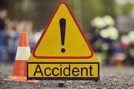 બાડમેર હાઇવે પર ટ્રક અને કાર વચ્ચે અકસ્માત સર્જાતા ગુજરાતનાં 5 લોકોનાં મોત