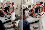 જયપુરની એસએમએસ હોસ્પિટલમાં તબીબનો દર્દીને માર મારતો વીડિયો વાયરલ