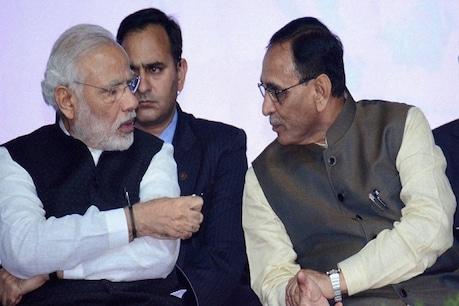PM મોદીએ CM રૂપાણી સાથે ટેલિફોનિક વાત કરી, તમામ સહાયની બાંહેધરી આપી