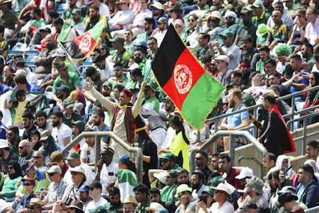 અફઘાનિસ્તાન અને પાકિસ્તાનની મેચમાં મારપીટ, તોડફોડ