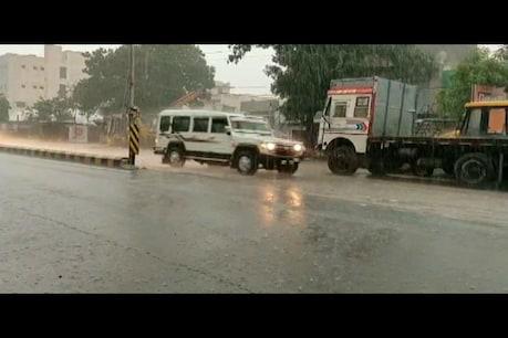 24 કલાકમાં રાજ્યના 23 જિલ્લામાં વરસાદ, 3 દિવસ મધ્યથી ભારે વરસાદની આગાહી