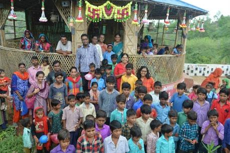 'ગ્રામશિલ્પિ' મુસ્તુખાને આદિવાસીઓ માટે જીવન સમર્પિત કર્યુ, ગામની કરી કાયાપલટ