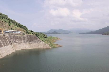 MPમાંથી પાણીની આવક થતાં સરદાર સરોવર નર્મદા ડેમની સપાટીમાં વધારો