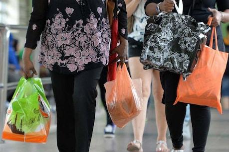 રાજ્યમાં 50 માઇક્રોનથી પાતળી પ્લાસ્ટિકની થેલીઓના વેચાણ પર પ્રતિબંધ