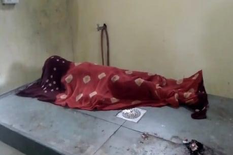 બનાસકાઠાઃ ડોક્ટરની બેદરકારીથી બાળકીના મોતનો આક્ષેપ, પરિવારનો હંગામો